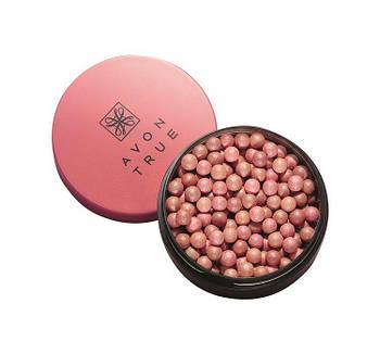 Румяна - шарики Avon True Pink, Эйвон, розовый