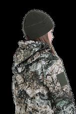 Детская шапка флисовая PATROL цвет Олива, фото 3