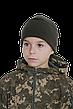 Детская шапка флисовая PATROL цвет Олива, фото 4