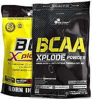 Аминокислота BCAA Xplode Olimp Labs 1000 грамм (пакет)