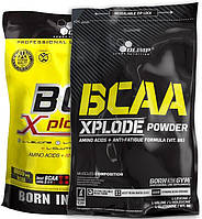 Аминокислота BCAA Xplode™ Olimp Labs 1000 грамм (пакет)