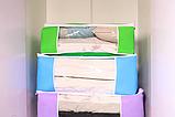 Органайзер для хранения вещей с большим окном 60×45×30 см, фото 8