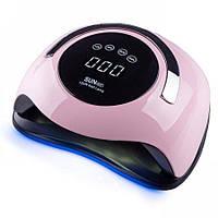 UV / LED ЛАМПА SUN BQ-5T 120 ВТ (рожева)