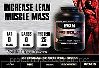 Pure Isolate Whey Protein MGN 2,23 кг (изолят сывороточного протеина)