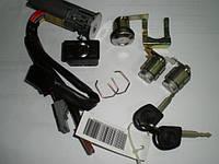 Замки с ключами (комплект) Geely CK, CK2