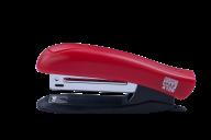 Степлер BUROMAX (скобы №10), красный пластиковый корпус88х44х22мм (BM.4126-05)