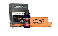 Cquartz dlux защита для пластика и резины, фото 1