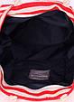 Коттоновая сумка POOLPARTY laspalmas-red красная, фото 3