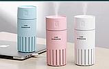 Ультразвуковой увлажнитель воздуха Cass 2в1 Ночник LED подсветка, фото 2