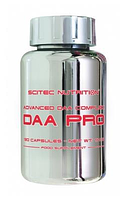 DAA Pro Scitec Nutrition 100 caps.