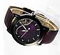 Роскошные женские часы с фиолетовым ремешком код 158, фото 3