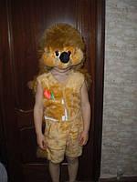 Детский карнавальный костюм сказочный Ежик прокат, Троещина, Киев
