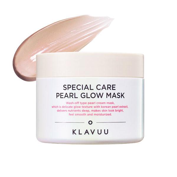 KLAVUU Special Care Pearl Glow Mask Глиняна маска для обличчя, 100 мл