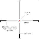 Приціл оптичний Hawke Endurance 30 WA 1-4x24 (L4A IR Dot), фото 7