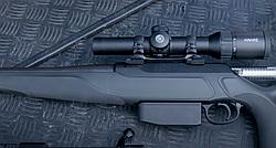 Прицел оптический Hawke Endurance 30 WA 1-4x24 (L4A IR Dot)
