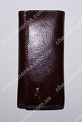Кожаная ключница Braun Buffel BR-613