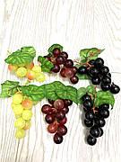 Штучний виноград , кетяги штучного винограду ( 14 см )