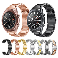 Литой браслет для Samsung Galaxy Watch 3 41/45mm Gear S3 Frontier Galaxy Watch 46 мм и др.