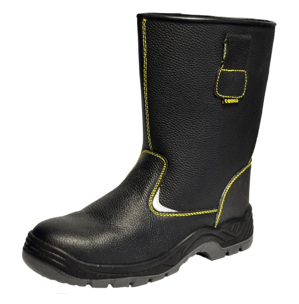 """Рабочие сапоги, 46 р., с металлическим носком TM """"CEMTO"""" Forest - M (арт. 80146)"""