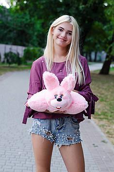 Подушка Складушка Зайчик 35 см