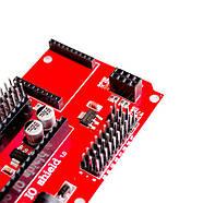 Плата расширения Arduino Nano IO Shield v1.0, фото 2