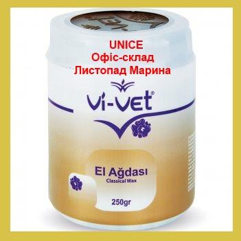 Классический воск для шугаринга Vi-Vet, 250 г, Unice