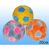 Игрушка - футбольный мяч мягкая
