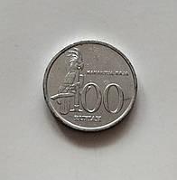 100 рупій Індонезія 1999 р., фото 1