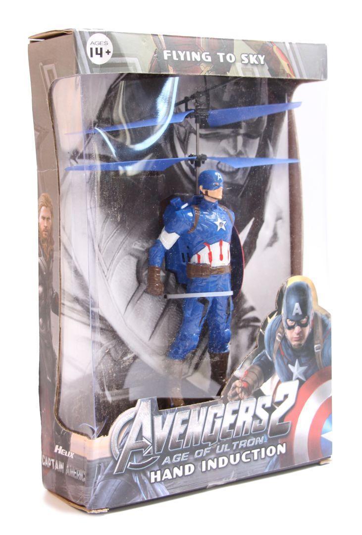Летающий Капитан Америка Captain America
