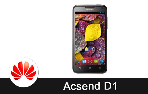 Чехлы, защитные стекла для Huawei Acsend D1