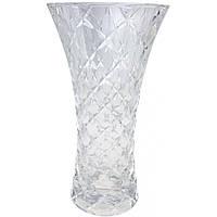 Ваза скло Crystal 29см 83003032/YBCG-3001/НР300-32/0276/Галерея