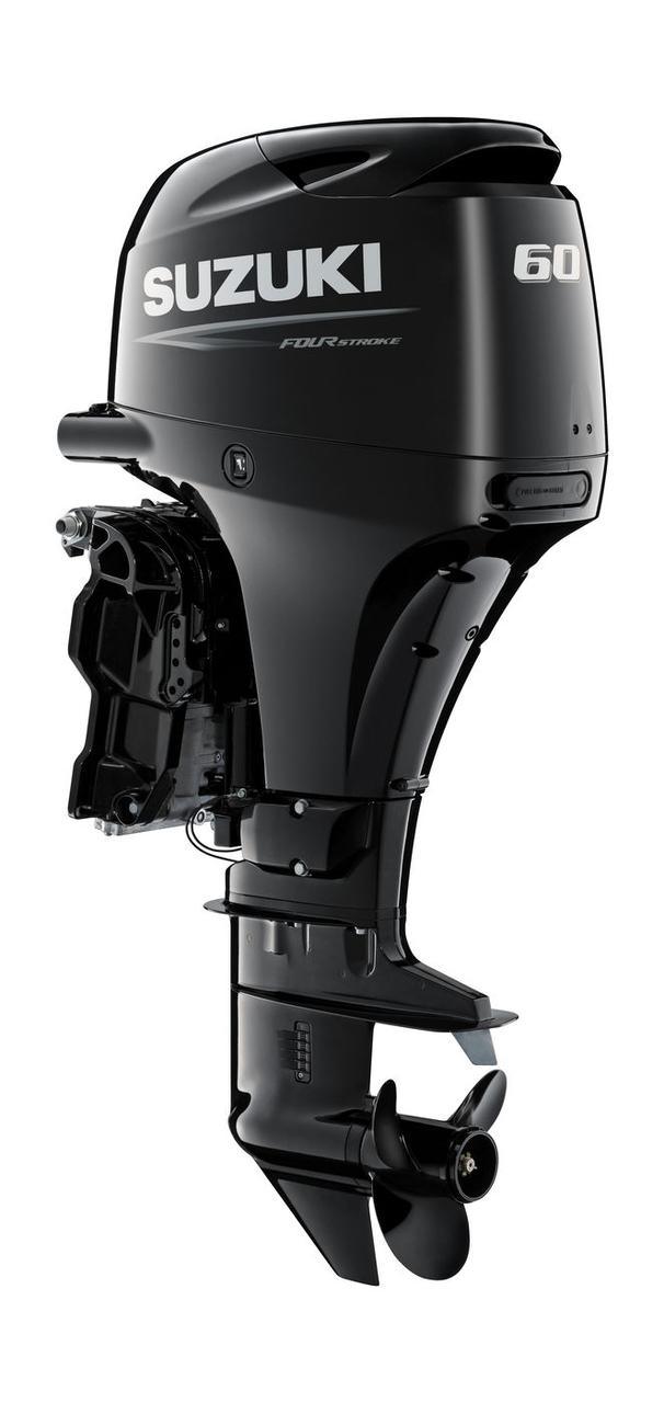 Човновий мотор Suzuki DF60ATL