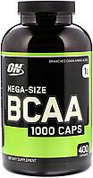 BCAA 1000 - 400caps - Optimum Nutrition