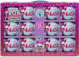 Набір ляльок ЛОЛ Сюрприз! Колекція Діва 12 ляльок Серія 1 L. O. L. Surprise! Ultimate Collection Diva MGA