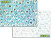 Дитячий килимок для повзання Children GO 180* 150 , двосторонній, з малюнками і текстурним покриттям, фото 5