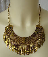 Ожерелье женское колье ювелирная бижутерия 4311