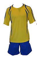Форма футбольная взрослая. Размер: S(46-48)