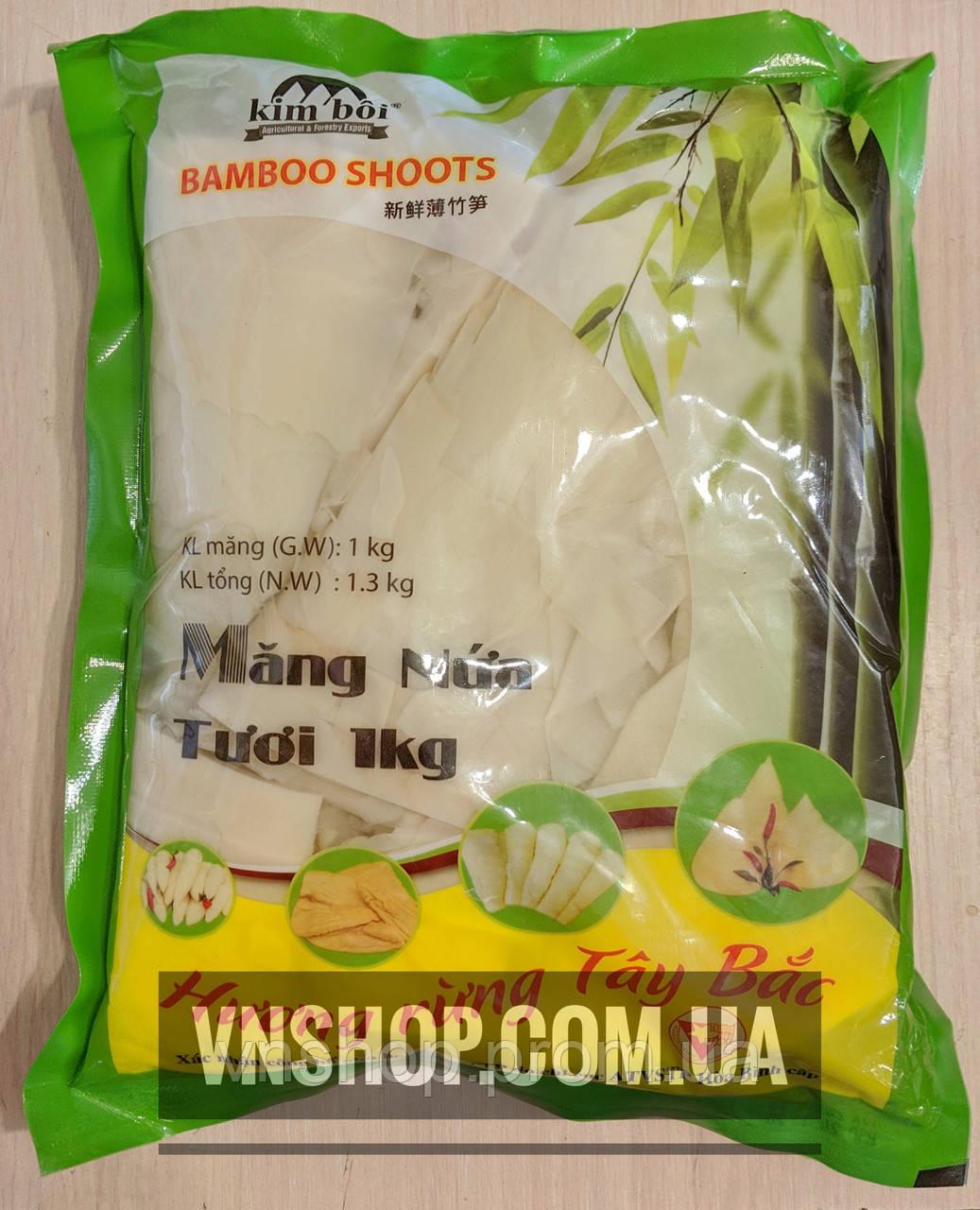 Маринованный бамбук 1кг (Вьетнам)