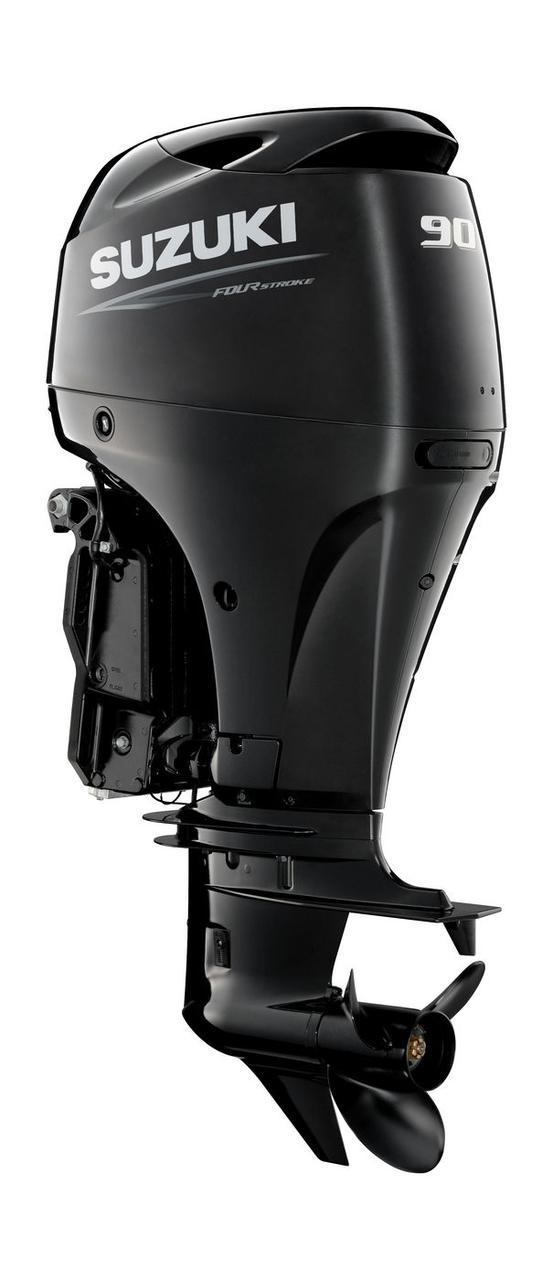 Човновий мотор Suzuki DF90ATL