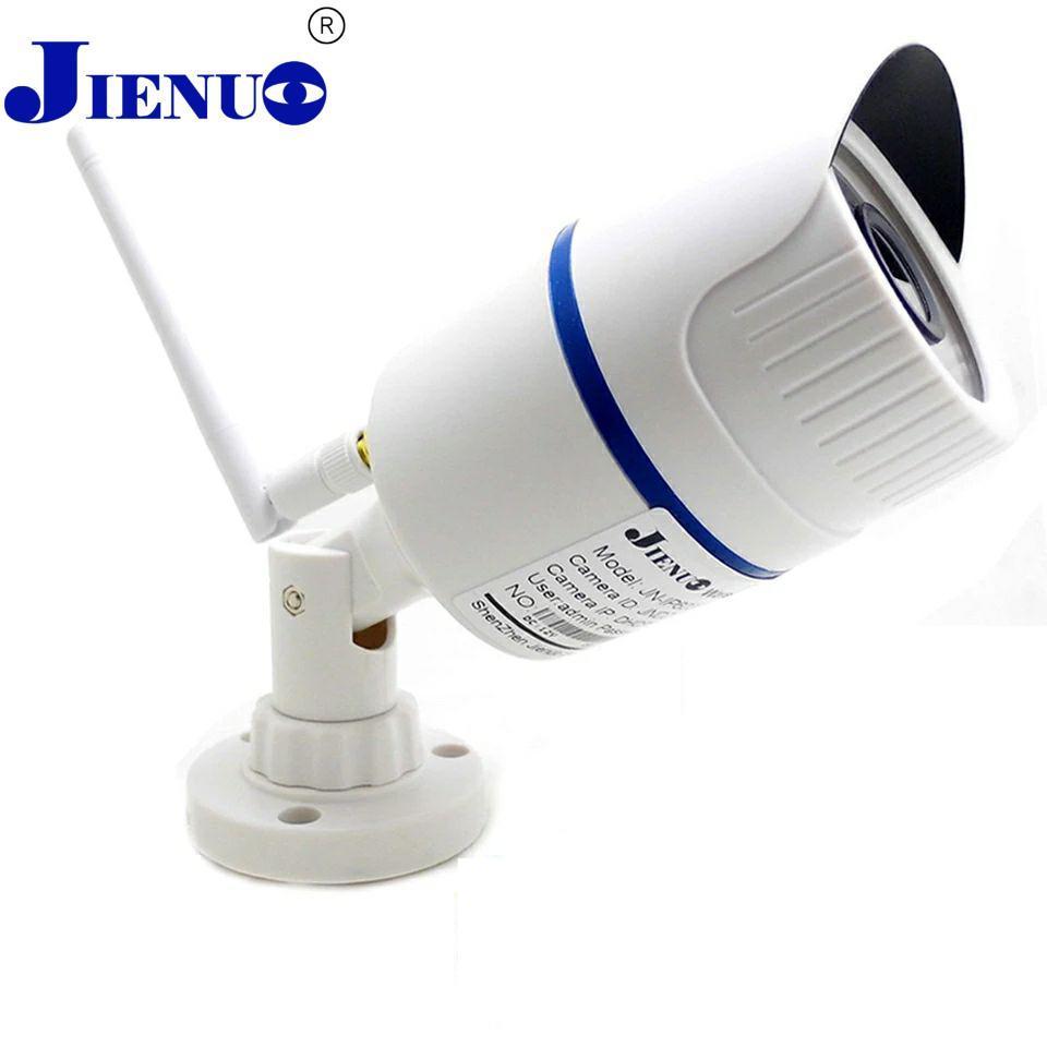 Профессиональная охранная Wi-Fi IP камера Jienuo JN-IP107 720P , AP Hotspot, Onvif. CamHi