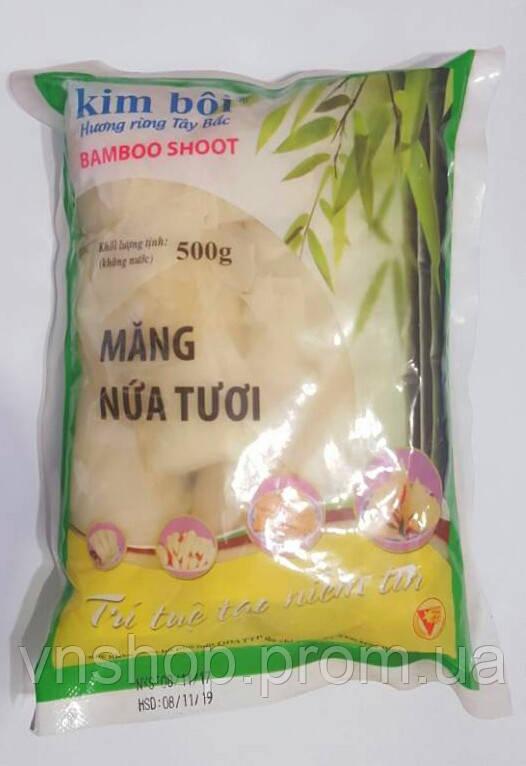 Маринованный бамбук 500г (Вьетнам)