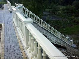 Балясины Бровары   Балюстрада бетонная в Зазимье Броварский район