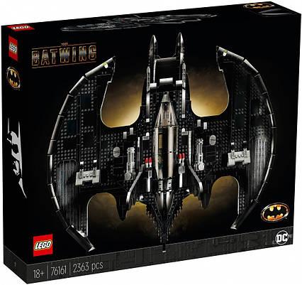 Lego Super Heroes Бэтвинг 1989 76161