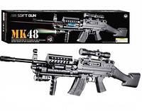 Детская пневматическая снайперская винтовка MK 48, фото 1