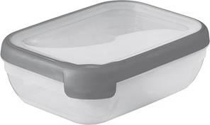 Емкость для продуктов пластиковая 1,2 л 200Х150Х65 мм Curver CR-07379