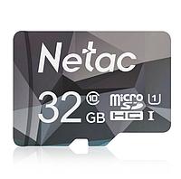 Карта памяти Netac Micro SD 32гб
