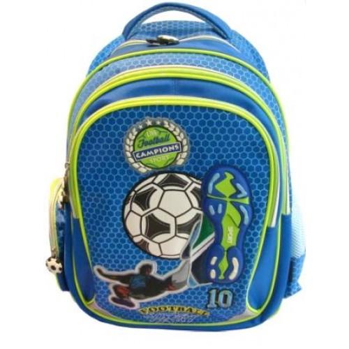 Рюкзак шкільний CLASS 9833 на 3відділ. 38*28*18см (1)