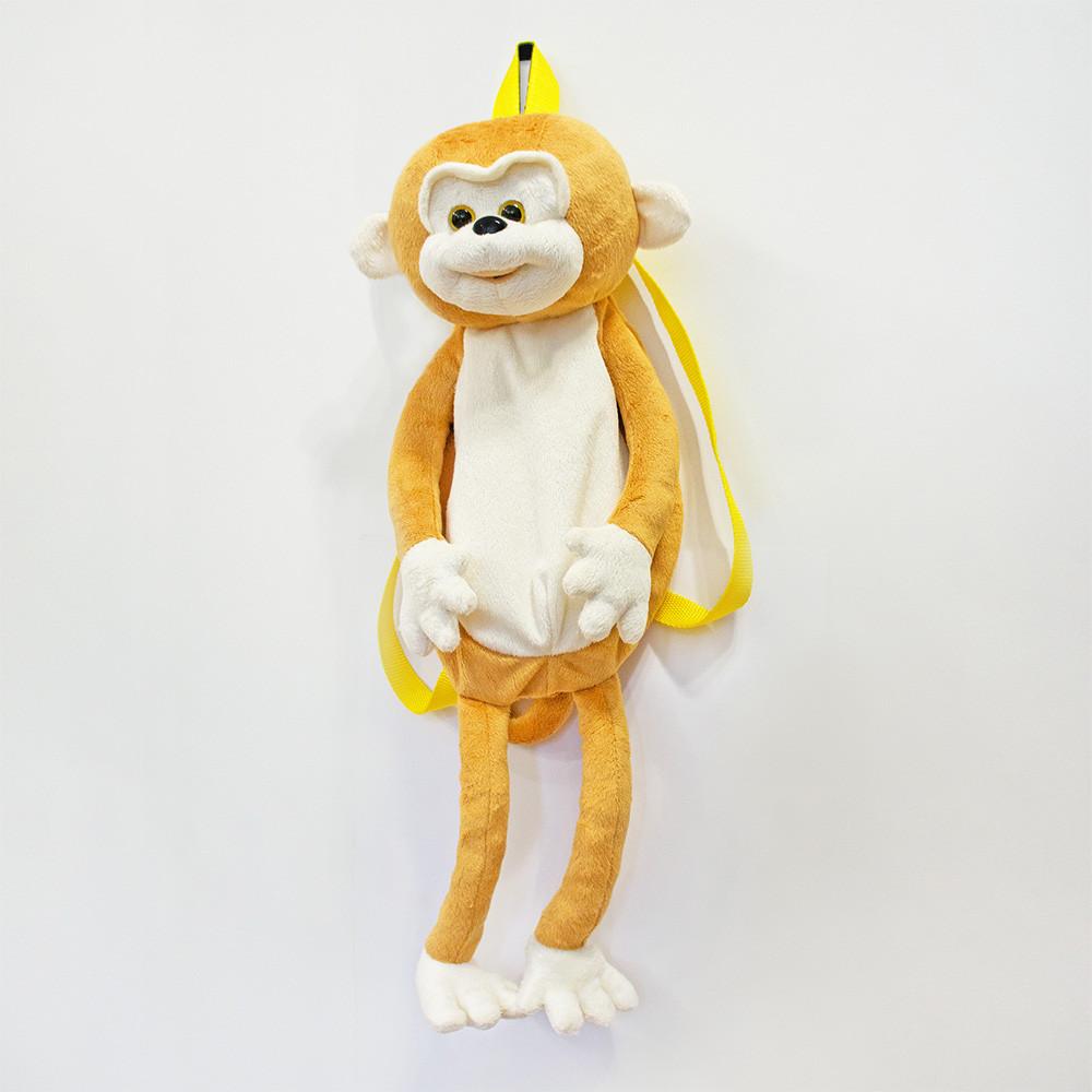 Мягкая игрушка рюкзак обезьянка секонд хенд рюкзак в санкт-петербурге