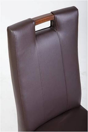 Стул Канзас CO - 3/RK (chocolate) (Микс-Мебель ТМ), фото 2