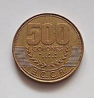 500 колонів Коста-Ріка 2003 р., фото 1